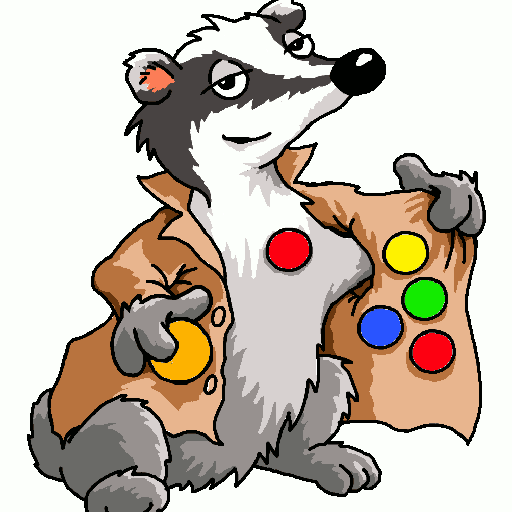 Splash Badger