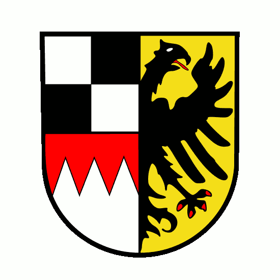 Badge of Middle Franconia