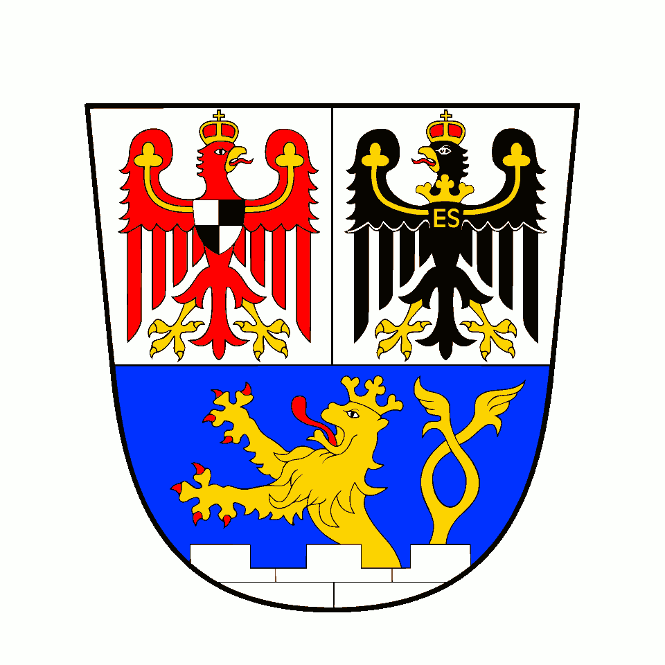 Badge of Erlangen