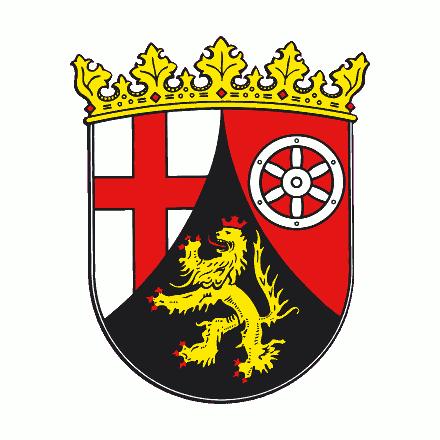Badge of Rhineland-Palatinate