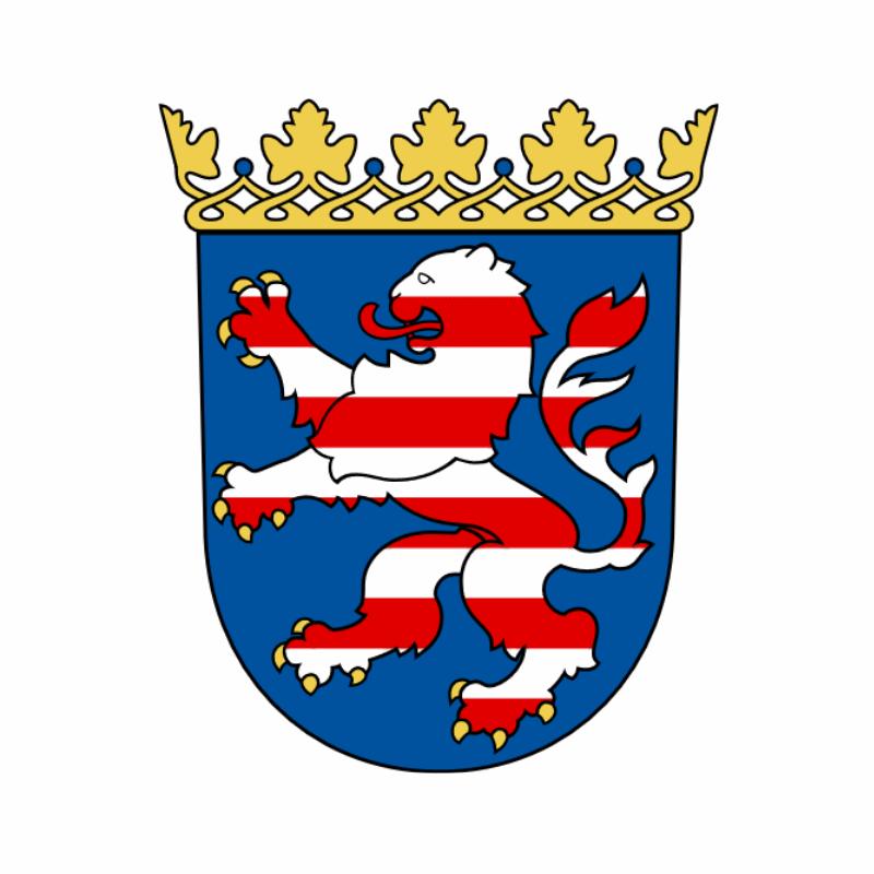Badge of Regierungsbezirk Darmstadt