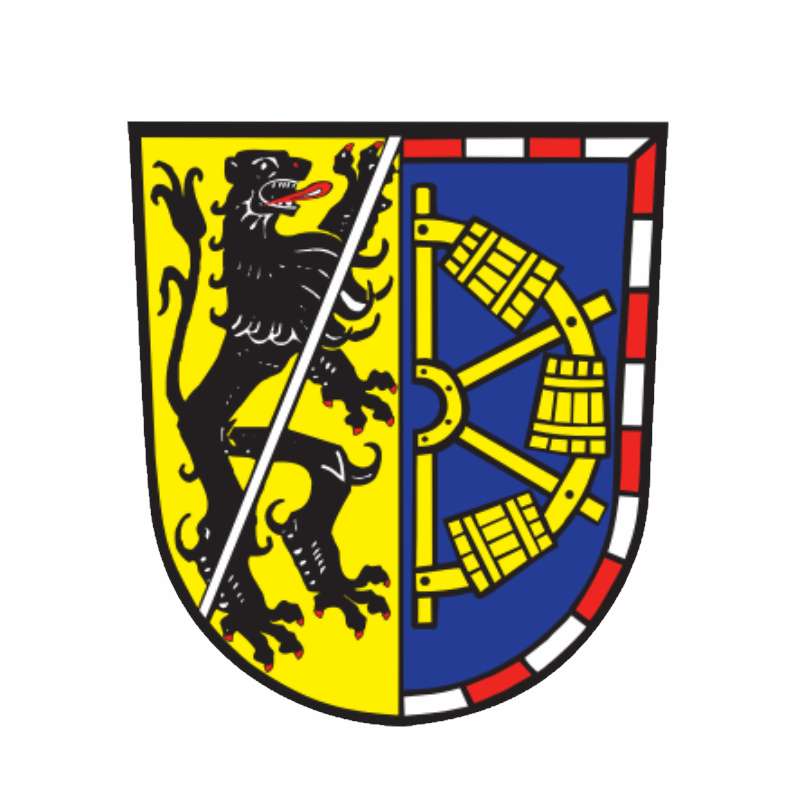 Badge of Landkreis Erlangen-Höchstadt