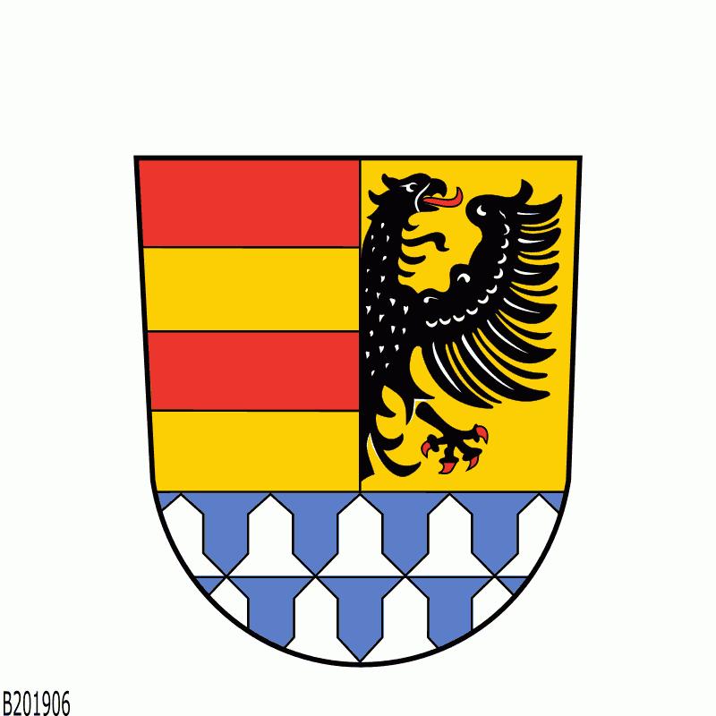 Badge of Weißenburg-Gunzenhausen
