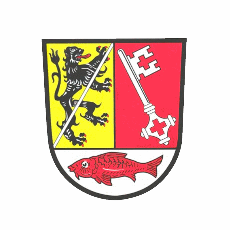 Badge of Landkreis Forchheim
