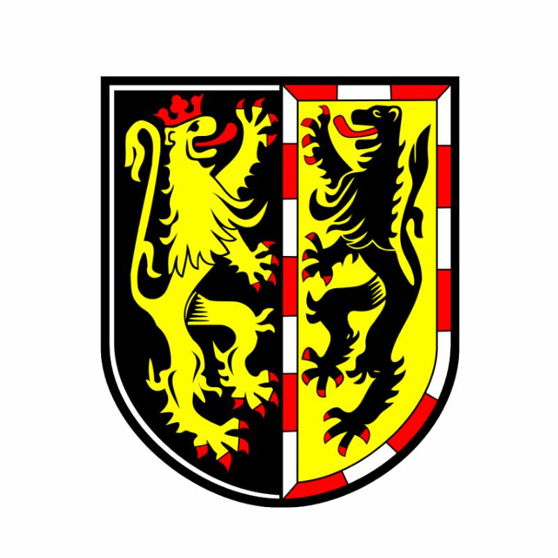 Badge of Landkreis Hof