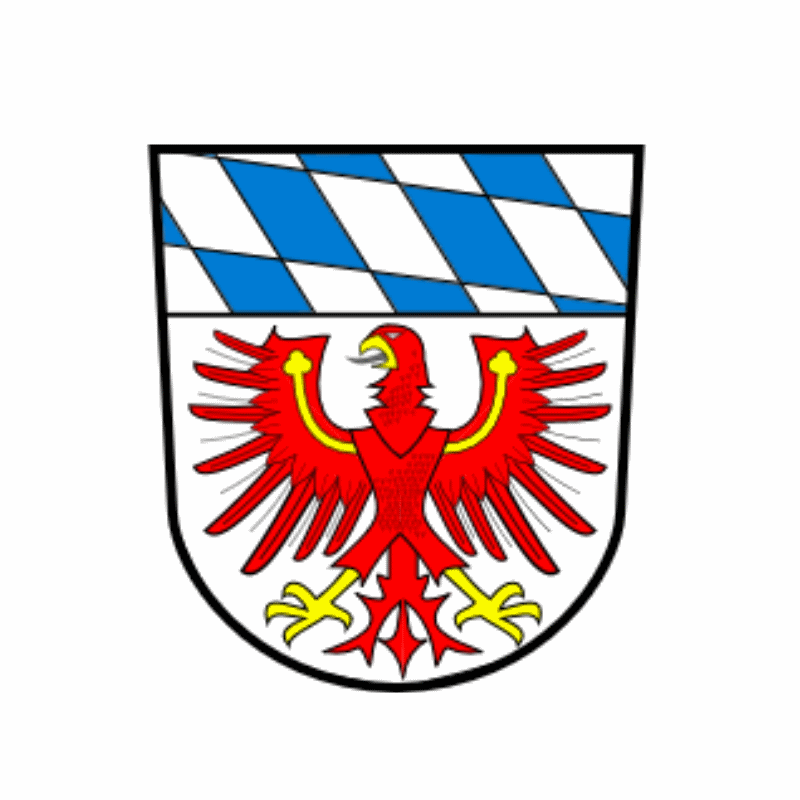 Badge of Landkreis Bayreuth
