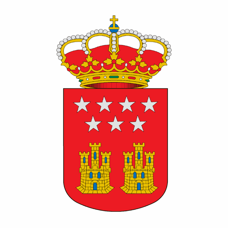 Badge of Community of Madrid