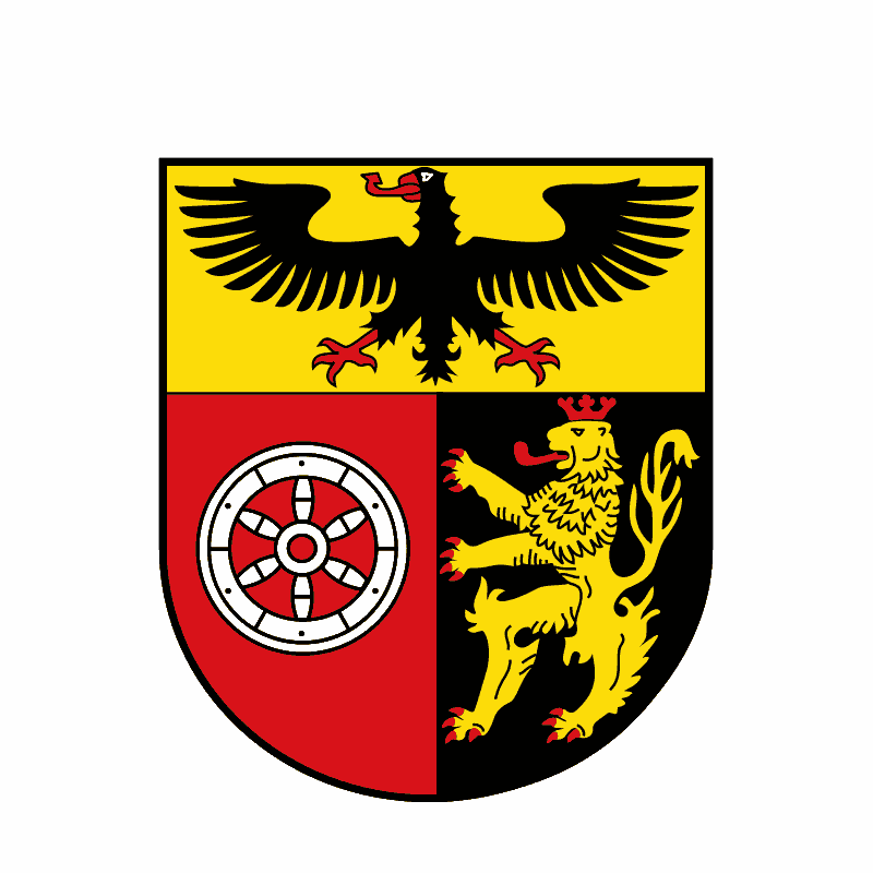 Badge of Landkreis Mainz-Bingen