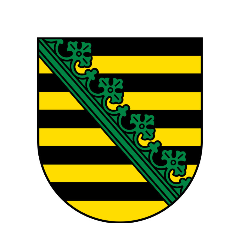 Badge of Saxony