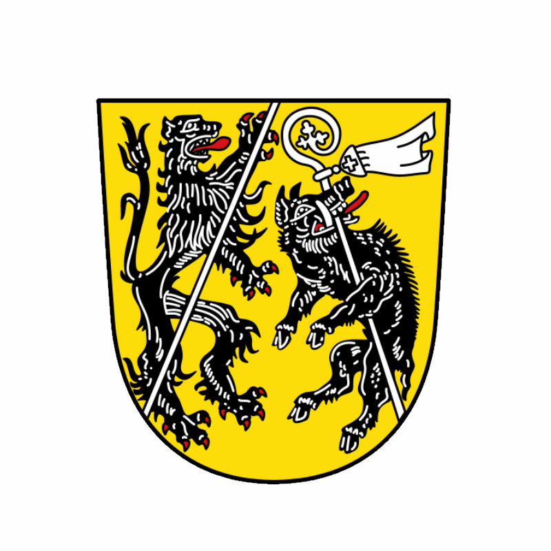 Badge of Landkreis Bamberg