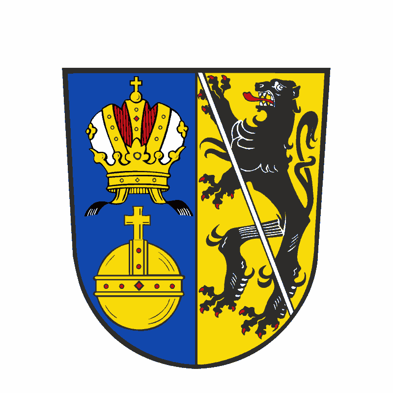 Badge of Landkreis Lichtenfels