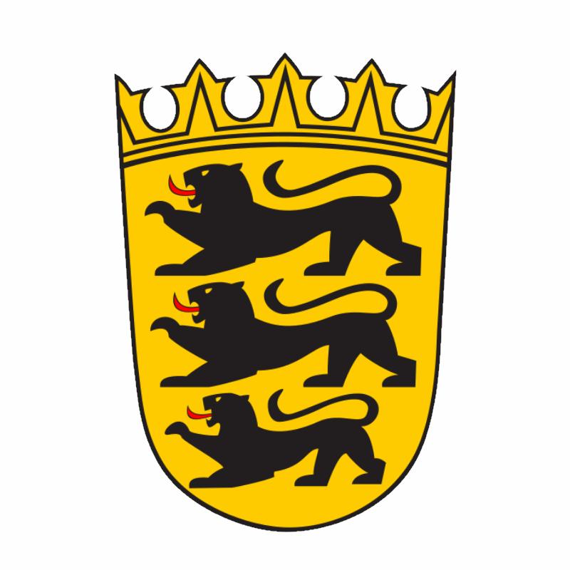 Badge of Baden-Württemberg