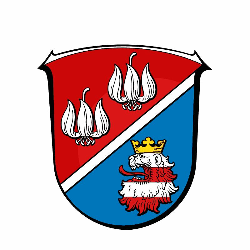 Badge of Vogelsbergkreis