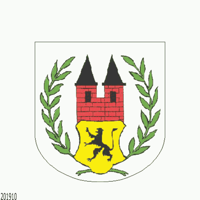 Badge of Gräfenhainichen