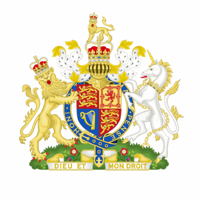 Badge of United Kingdom