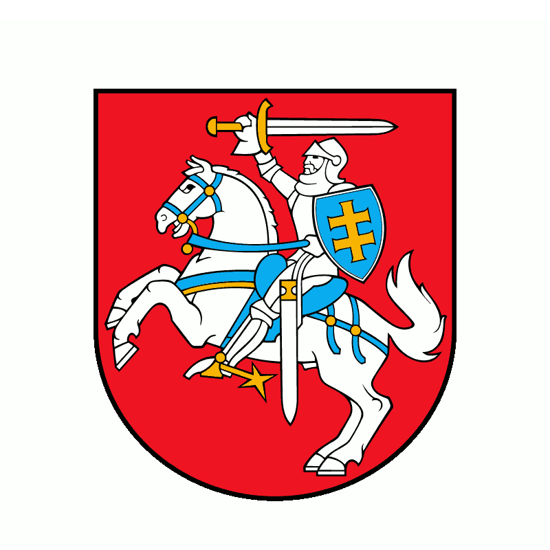 Badge of Lithuania