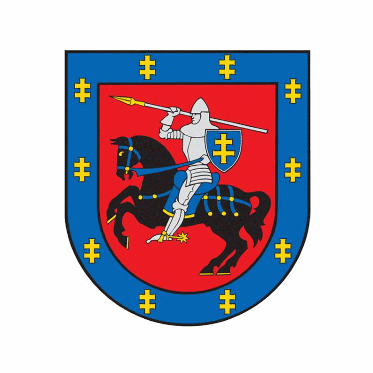 Badge of Vilnius County