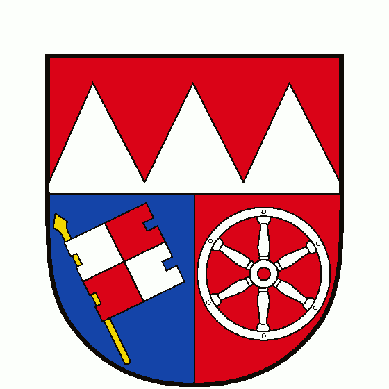 Badge of Lower Franconia