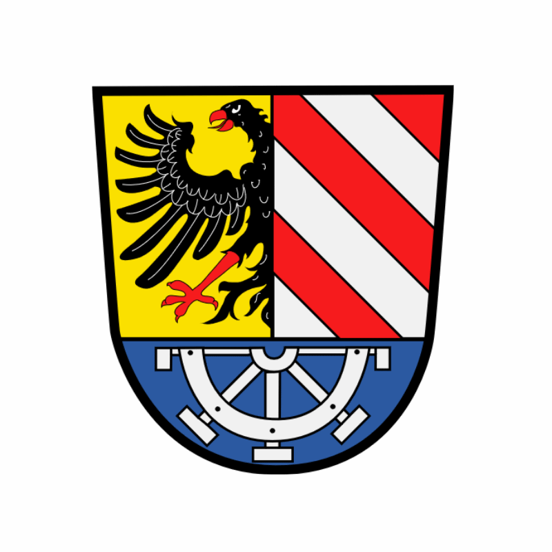 Badge of Nürnberger Land