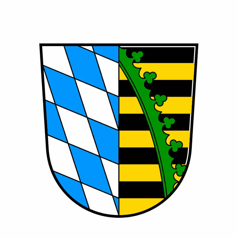 Badge of Landkreis Coburg