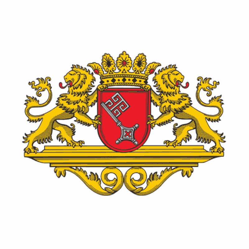 Badge of Free and Hanseatic City of Bremen