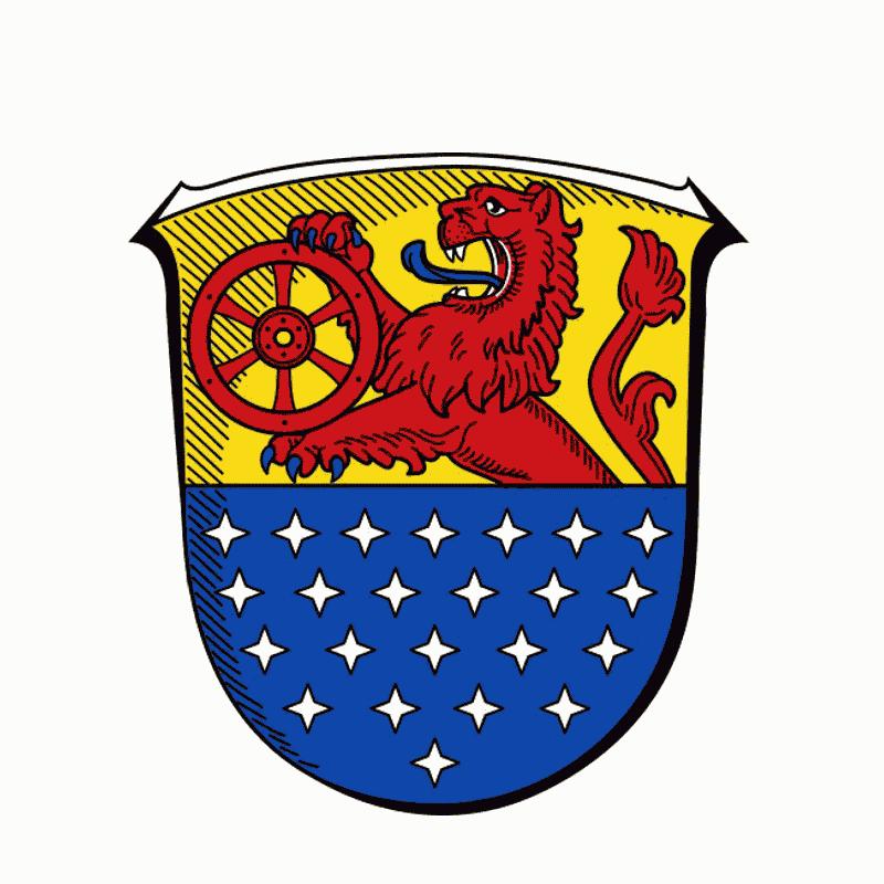 Badge of Landkreis Darmstadt-Dieburg