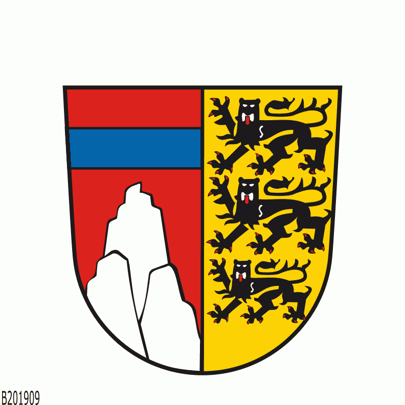 Badge of Landkreis Oberallgäu