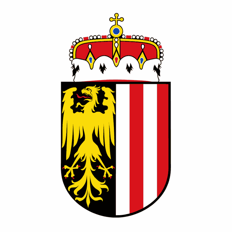 Badge of Upper Austria