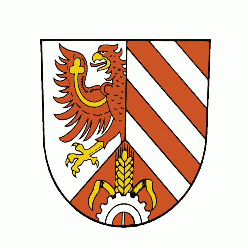 Badge of Fürth (district)