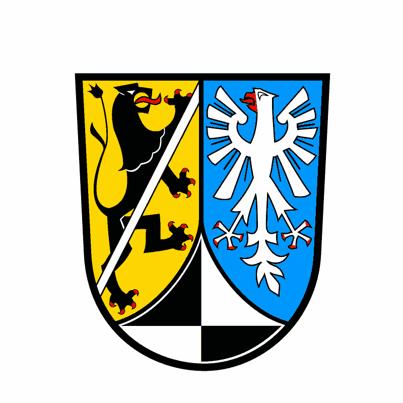 Badge of Landkreis Kulmbach