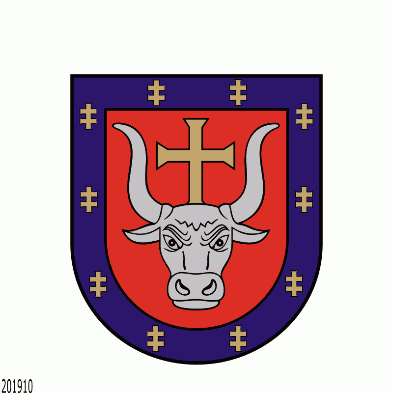 Badge of Kaunas County