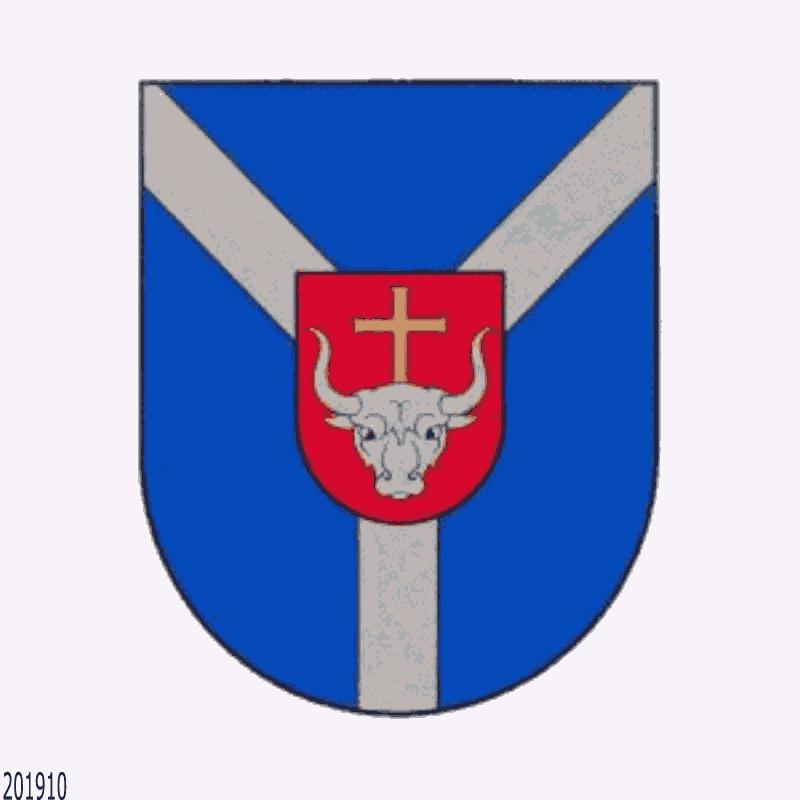Badge of Kaunas District Municipality