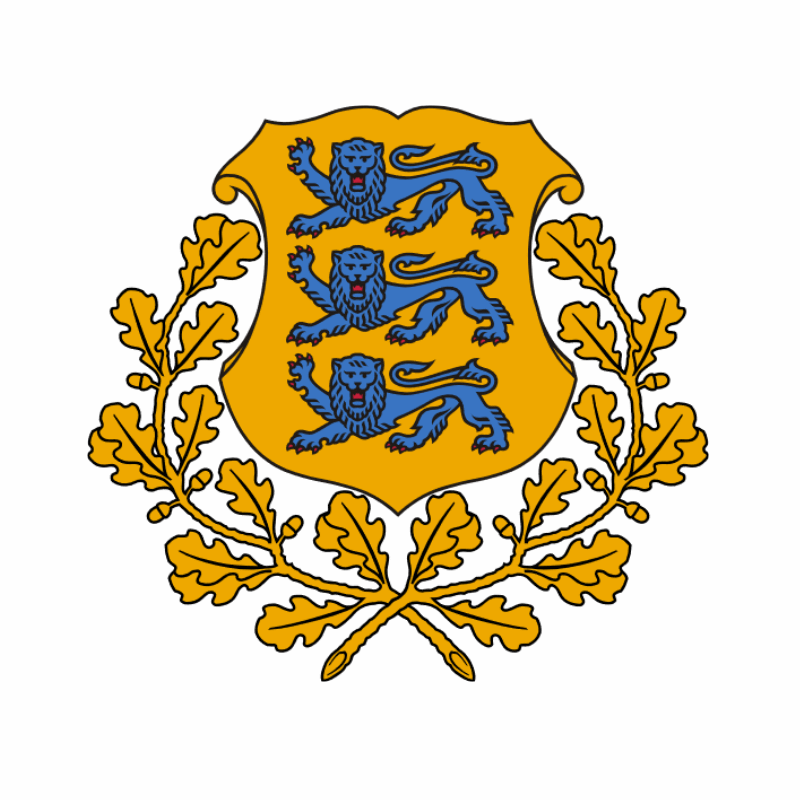 Badge of Estonia