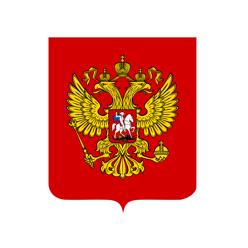 Badge of Russian Federation