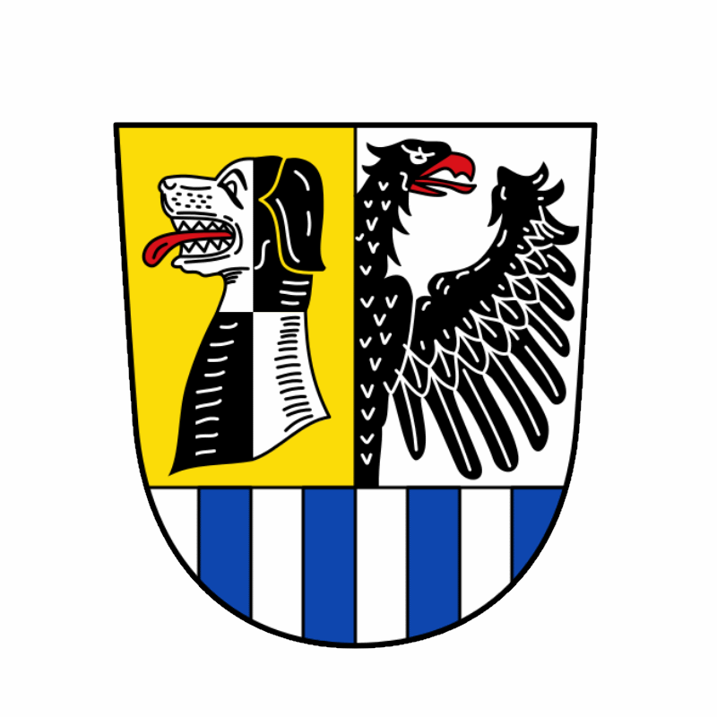 Badge of Landkreis Neustadt an der Aisch-Bad Windsheim
