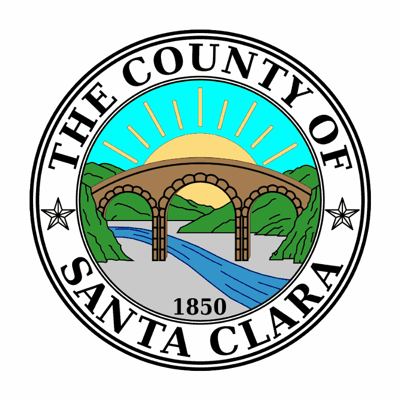 Badge of Santa Clara County