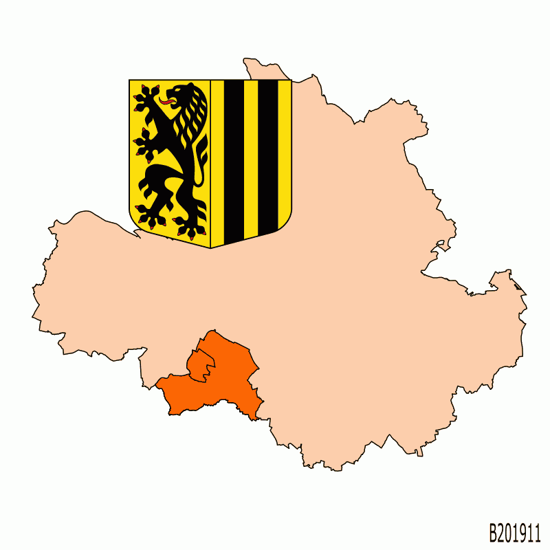 Badge of Plauen