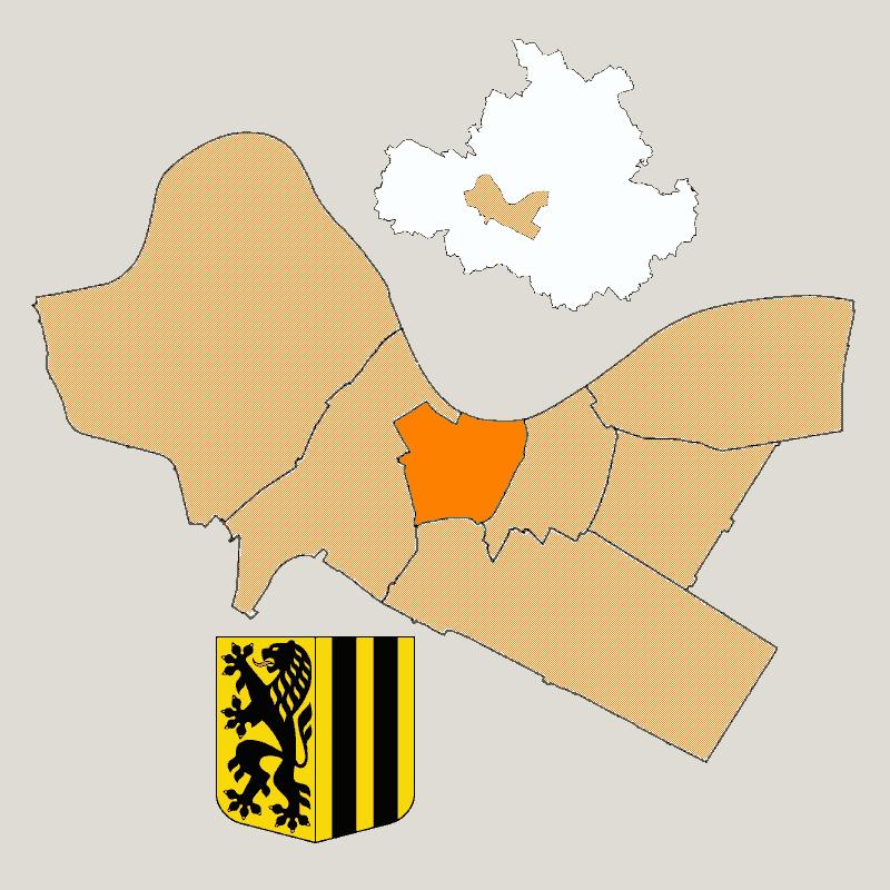 Badge of Innere Altstadt