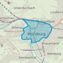 Würzburg Altstadt