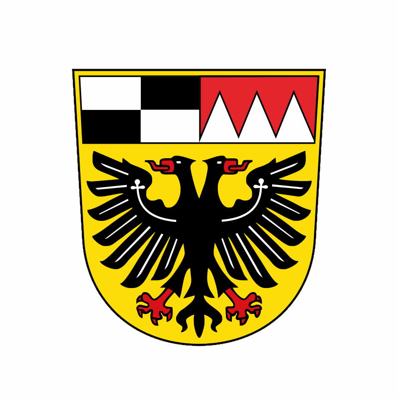 Badge of Ansbach (district)