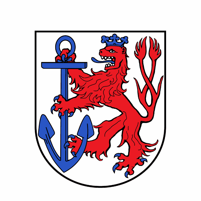 Badge of Düsseldorf