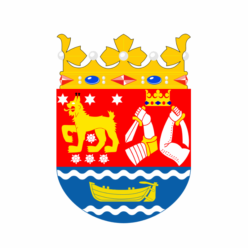 Badge of Southern Finland
