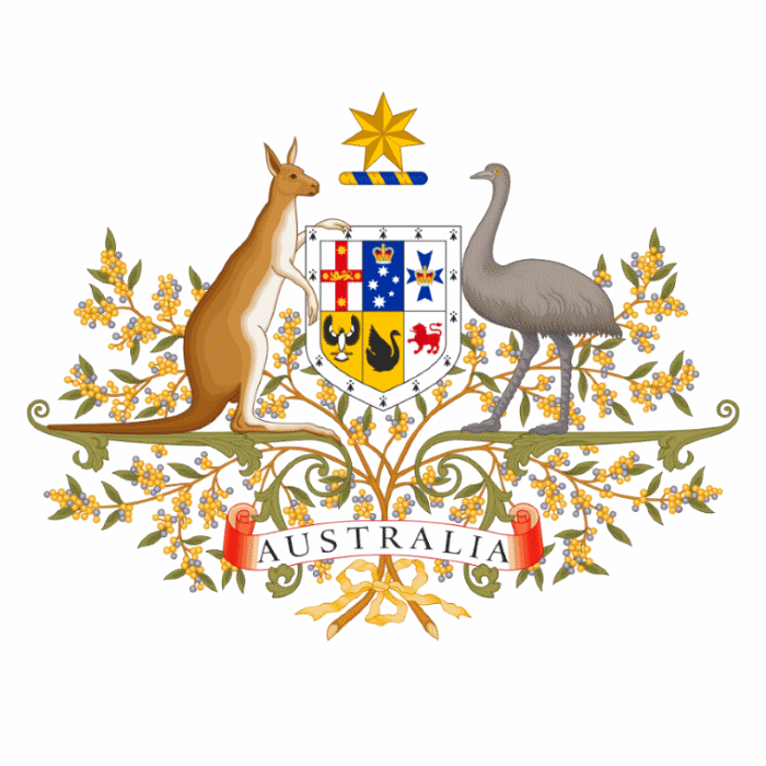 Badge of Australia