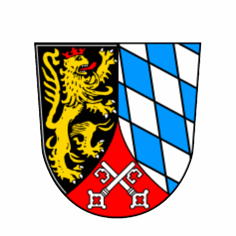 Badge of Upper Palatinate