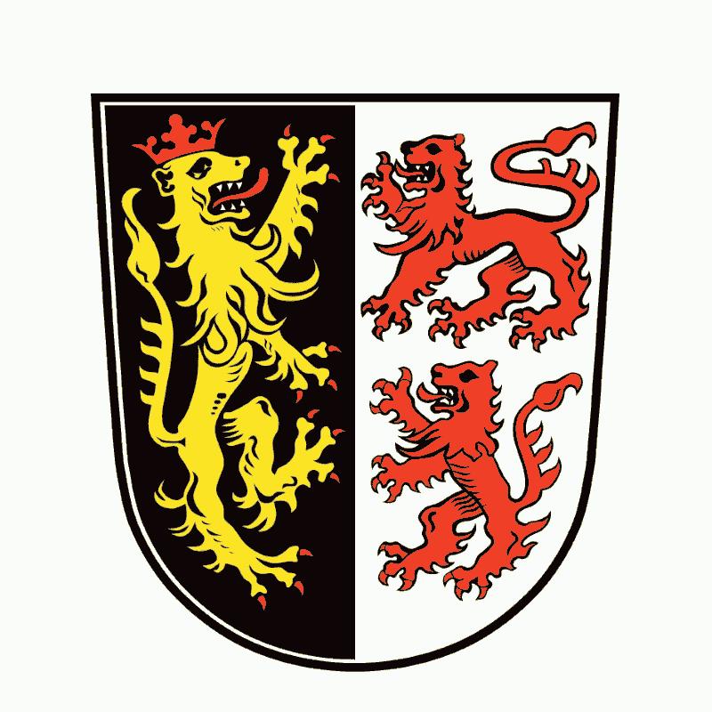 Badge of Landkreis Neumarkt in der Oberpfalz