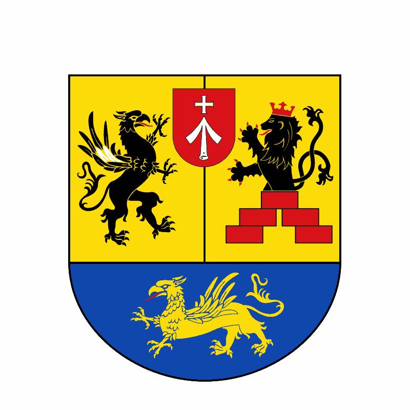 Badge of Landkreis Vorpommern-Rügen