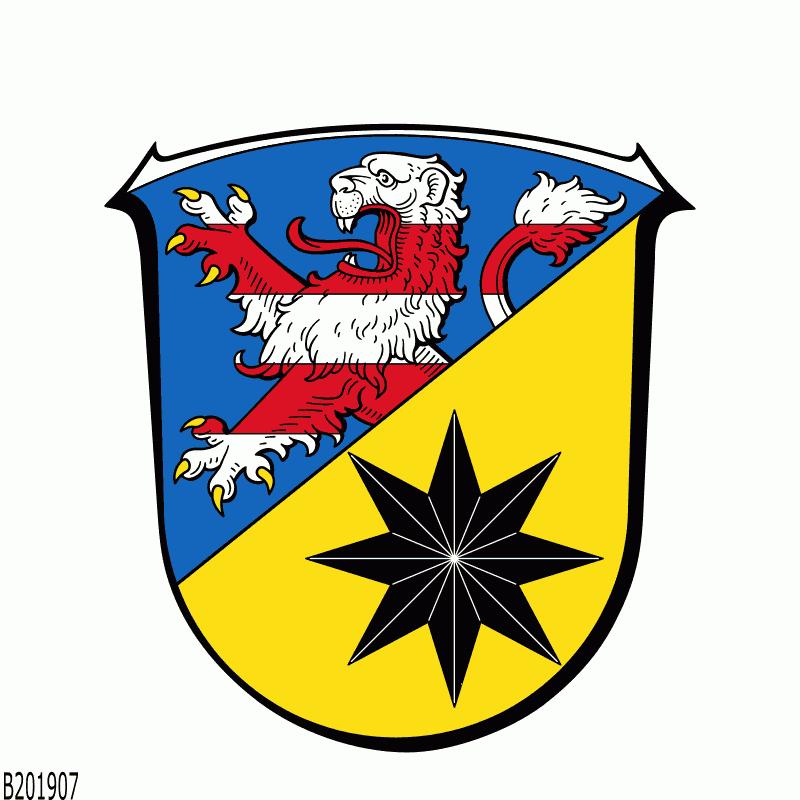 Badge of Landkreis Waldeck-Frankenberg
