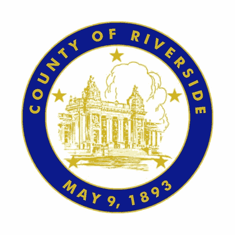 Badge of Riverside County