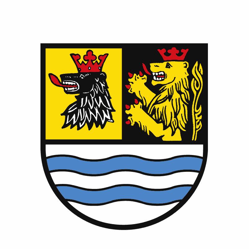 Badge of Landkreis Neuburg-Schrobenhausen