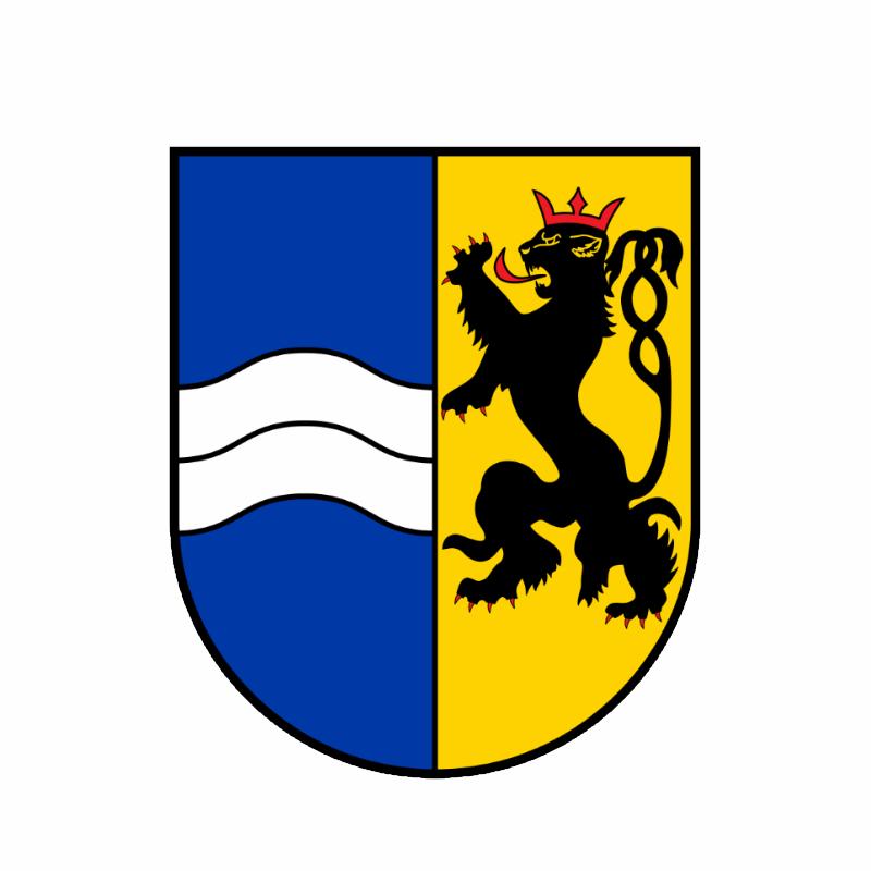 Badge of Rhein-Neckar-Kreis